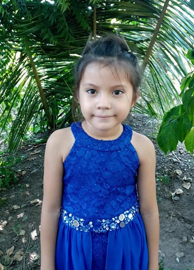 Help Erika Yolani by becoming a child sponsor. Sponsoring a child is a rewarding and heartwarming experience.