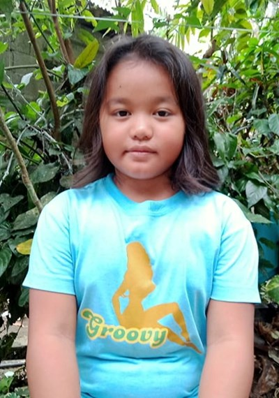 Help Samantha Nicole B. by becoming a child sponsor. Sponsoring a child is a rewarding and heartwarming experience.