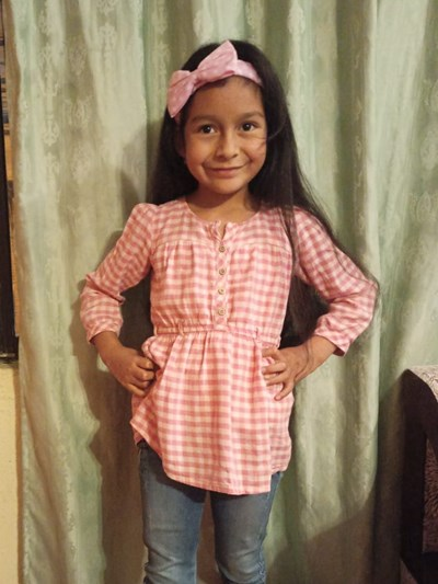 Help Valentina Alejandra by becoming a child sponsor. Sponsoring a child is a rewarding and heartwarming experience.