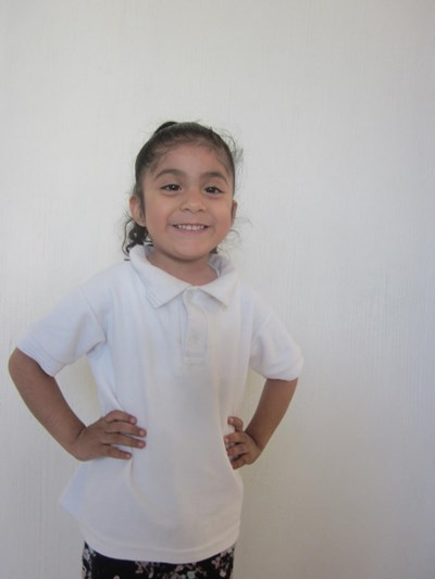 Help Zoe Athenea by becoming a child sponsor. Sponsoring a child is a rewarding and heartwarming experience.