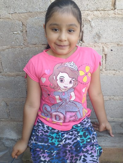 Help Nancy Ximena by becoming a child sponsor. Sponsoring a child is a rewarding and heartwarming experience.