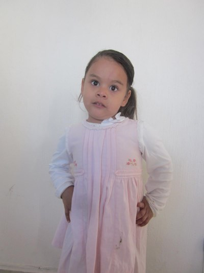 Help Isis Noemi by becoming a child sponsor. Sponsoring a child is a rewarding and heartwarming experience.