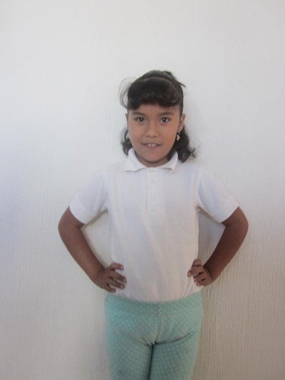 Help Dulce Michel by becoming a child sponsor. Sponsoring a child is a rewarding and heartwarming experience.