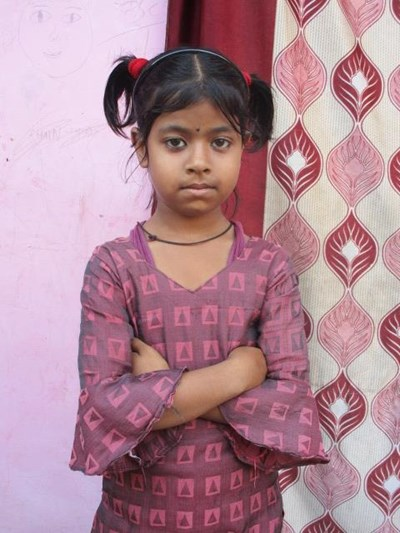 Help Shahin by becoming a child sponsor. Sponsoring a child is a rewarding and heartwarming experience.