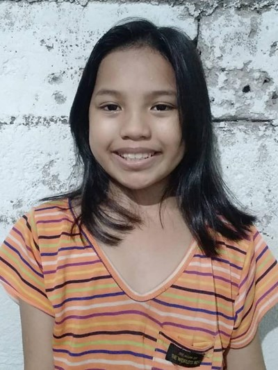 Help Rica Mae B. by becoming a child sponsor. Sponsoring a child is a rewarding and heartwarming experience.