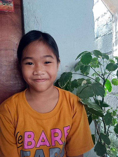 Help Raven Bless L. by becoming a child sponsor. Sponsoring a child is a rewarding and heartwarming experience.