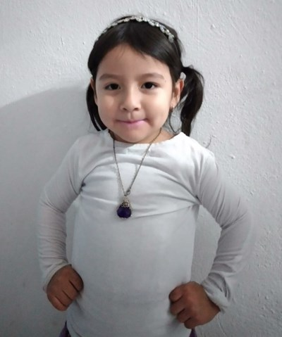 Help Adeline Sofia by becoming a child sponsor. Sponsoring a child is a rewarding and heartwarming experience.