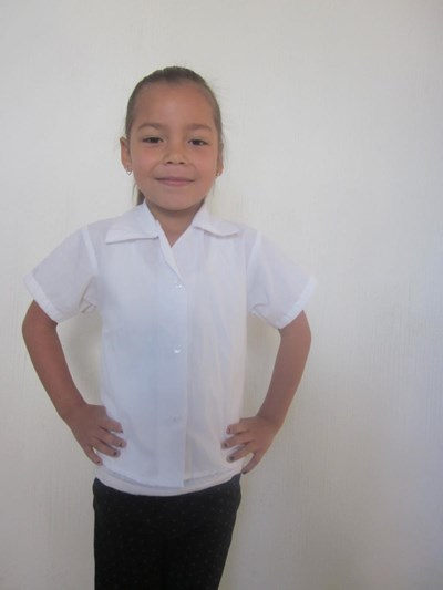Help Hilda Daniela by becoming a child sponsor. Sponsoring a child is a rewarding and heartwarming experience.