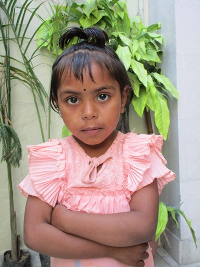 Help Reshma by becoming a child sponsor. Sponsoring a child is a rewarding and heartwarming experience.
