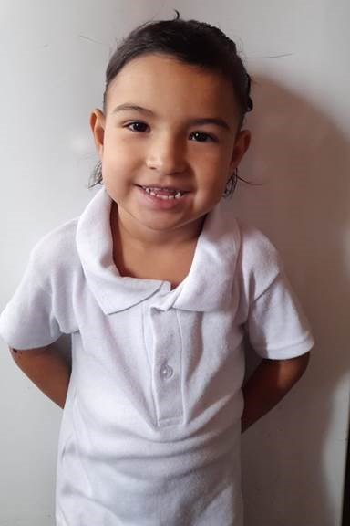 Help Katya Yamileth by becoming a child sponsor. Sponsoring a child is a rewarding and heartwarming experience.