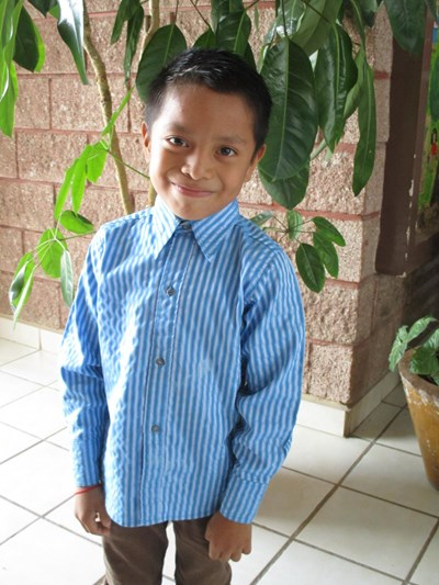 Help Jesús Gilberto by becoming a child sponsor. Sponsoring a child is a rewarding and heartwarming experience.