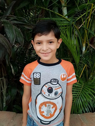 Help Adiel Jehiel by becoming a child sponsor. Sponsoring a child is a rewarding and heartwarming experience.