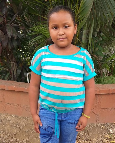 Help Adilia Itzel by becoming a child sponsor. Sponsoring a child is a rewarding and heartwarming experience.