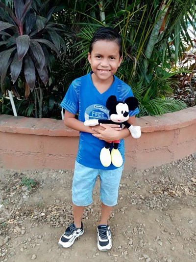 Help Miguel Angel by becoming a child sponsor. Sponsoring a child is a rewarding and heartwarming experience.