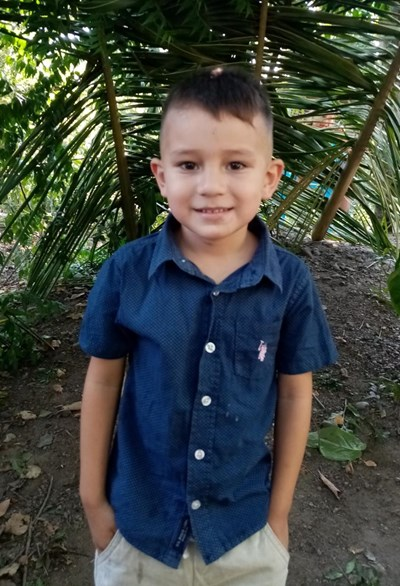 Help Joseph Santiago by becoming a child sponsor. Sponsoring a child is a rewarding and heartwarming experience.