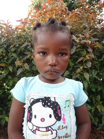 Help Eneless by becoming a child sponsor. Sponsoring a child is a rewarding and heartwarming experience.