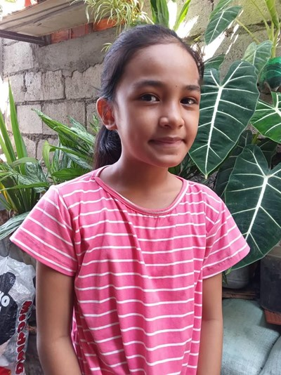 Help Raquel G. by becoming a child sponsor. Sponsoring a child is a rewarding and heartwarming experience.