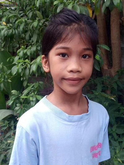 Help Sydney Blear G. by becoming a child sponsor. Sponsoring a child is a rewarding and heartwarming experience.