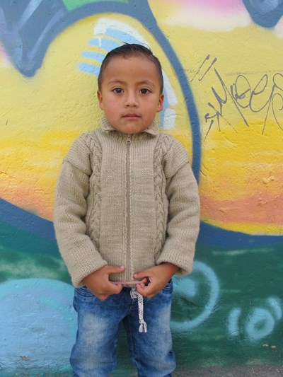 Help Josue Aldahir by becoming a child sponsor. Sponsoring a child is a rewarding and heartwarming experience.