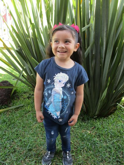 Help Jimena Jaqueline by becoming a child sponsor. Sponsoring a child is a rewarding and heartwarming experience.