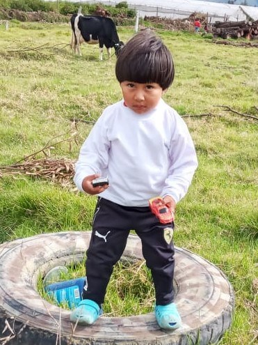 Help Elliot Rafael by becoming a child sponsor. Sponsoring a child is a rewarding and heartwarming experience.