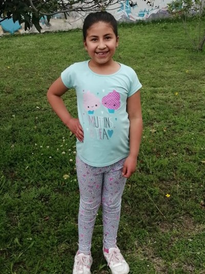 Help Valeria Elizabeth by becoming a child sponsor. Sponsoring a child is a rewarding and heartwarming experience.