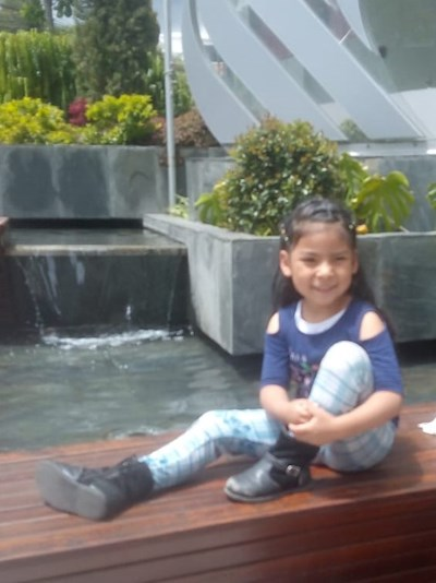 Help Leonela Valentina by becoming a child sponsor. Sponsoring a child is a rewarding and heartwarming experience.