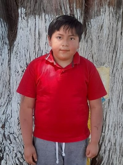 Help Matias Andres by becoming a child sponsor. Sponsoring a child is a rewarding and heartwarming experience.
