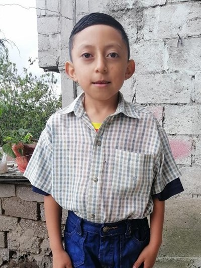 Help Alejandro Benjamin by becoming a child sponsor. Sponsoring a child is a rewarding and heartwarming experience.