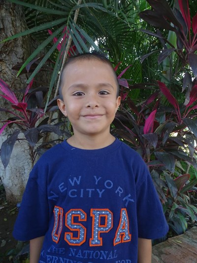 Help Leonidas Antonio by becoming a child sponsor. Sponsoring a child is a rewarding and heartwarming experience.
