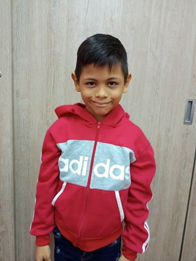 Help Matias David by becoming a child sponsor. Sponsoring a child is a rewarding and heartwarming experience.