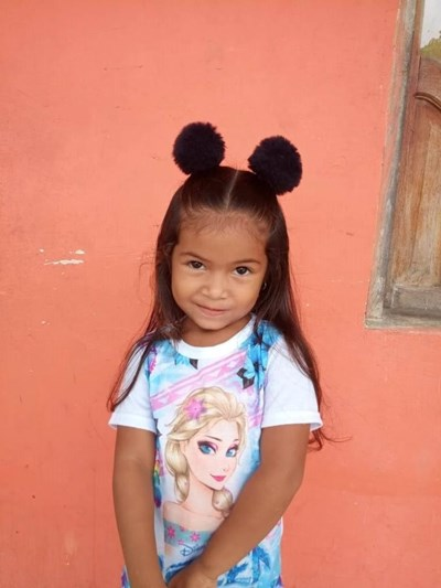 Help Shaday Cecilia by becoming a child sponsor. Sponsoring a child is a rewarding and heartwarming experience.