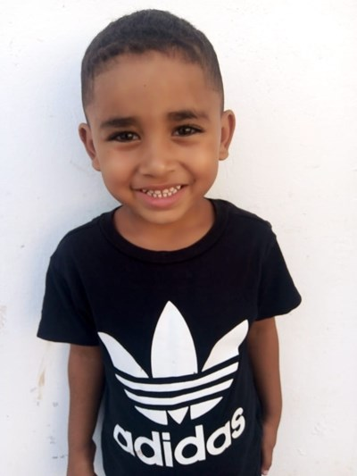 Help Brian David by becoming a child sponsor. Sponsoring a child is a rewarding and heartwarming experience.