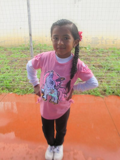 Help Darla Valentina by becoming a child sponsor. Sponsoring a child is a rewarding and heartwarming experience.
