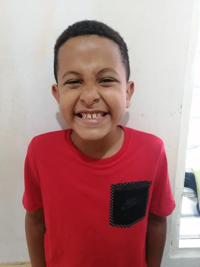 Help Dariel De Jesus by becoming a child sponsor. Sponsoring a child is a rewarding and heartwarming experience.