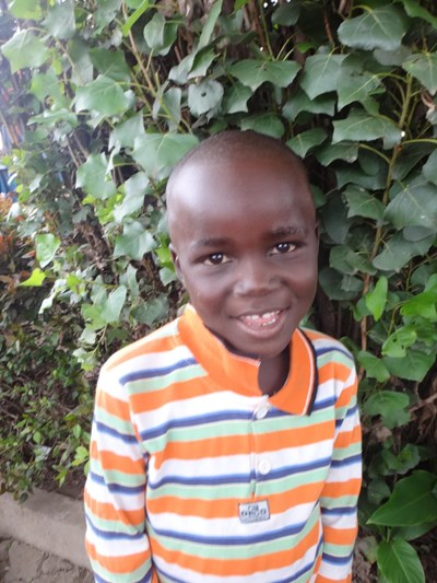 Help James by becoming a child sponsor. Sponsoring a child is a rewarding and heartwarming experience.
