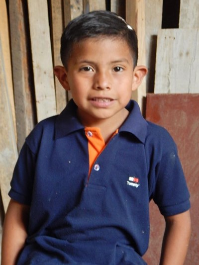 Help Irvin David by becoming a child sponsor. Sponsoring a child is a rewarding and heartwarming experience.