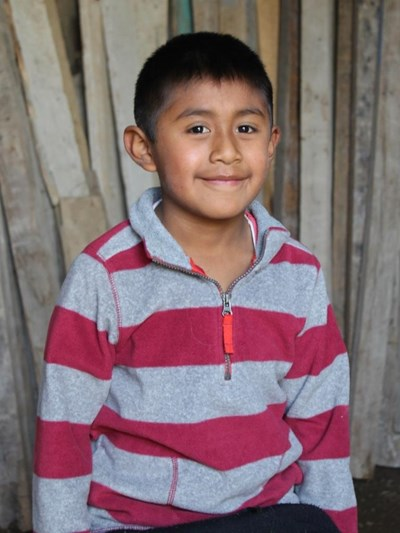 Help Cristian Alejandro by becoming a child sponsor. Sponsoring a child is a rewarding and heartwarming experience.