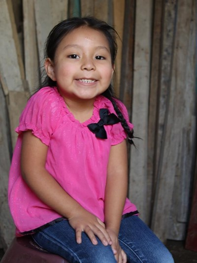 Help Adri Aitana Lisbeth by becoming a child sponsor. Sponsoring a child is a rewarding and heartwarming experience.