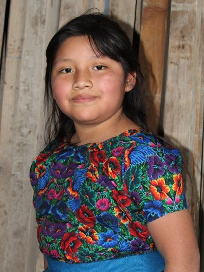Help Diana Paola by becoming a child sponsor. Sponsoring a child is a rewarding and heartwarming experience.