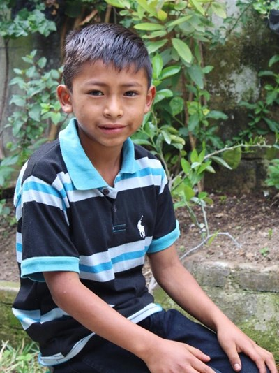 Help Luis Fernando by becoming a child sponsor. Sponsoring a child is a rewarding and heartwarming experience.