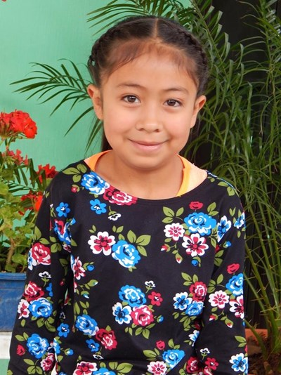 Help Kimberly Sucely by becoming a child sponsor. Sponsoring a child is a rewarding and heartwarming experience.