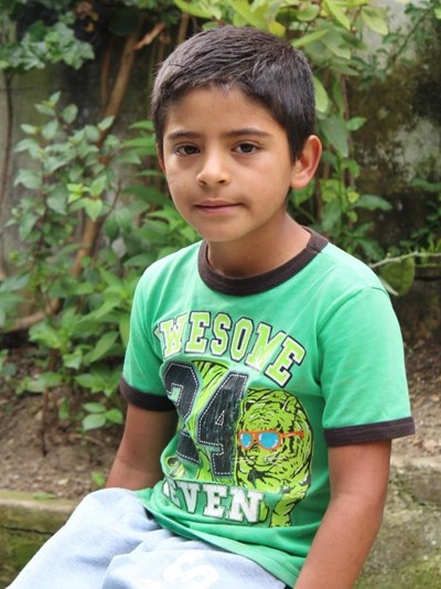 Help Pablo Rafael by becoming a child sponsor. Sponsoring a child is a rewarding and heartwarming experience.