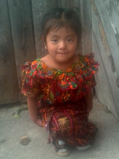 Help Maria Dominga by becoming a child sponsor. Sponsoring a child is a rewarding and heartwarming experience.