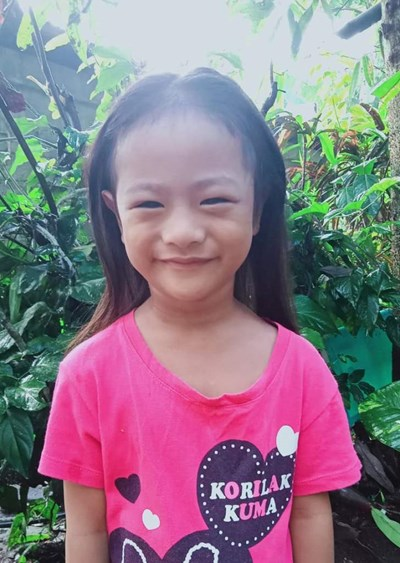 Help Aivy Klaire B. by becoming a child sponsor. Sponsoring a child is a rewarding and heartwarming experience.