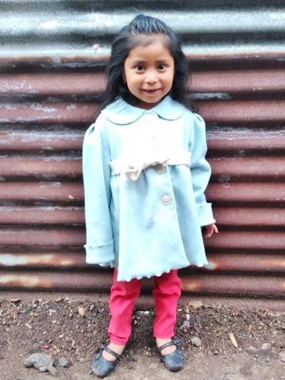 Help Yoselin Estefany by becoming a child sponsor. Sponsoring a child is a rewarding and heartwarming experience.