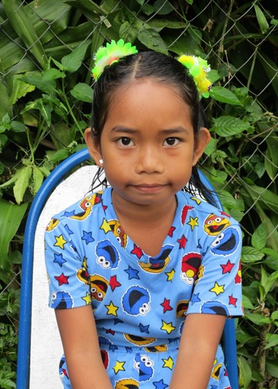 Help Jenica Loraine L. by becoming a child sponsor. Sponsoring a child is a rewarding and heartwarming experience.
