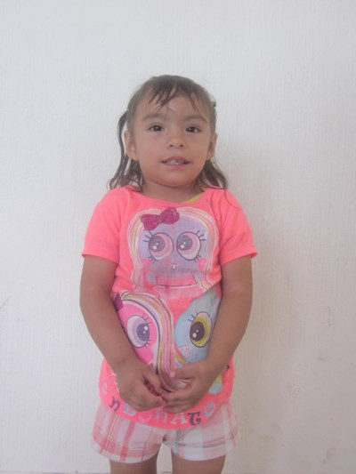 Help Atziri Monserrat by becoming a child sponsor. Sponsoring a child is a rewarding and heartwarming experience.