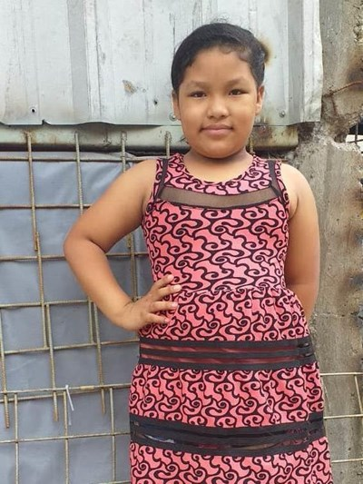 Help Adriana Lisette by becoming a child sponsor. Sponsoring a child is a rewarding and heartwarming experience.