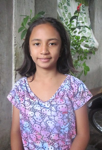 Help Audrey Marie D. by becoming a child sponsor. Sponsoring a child is a rewarding and heartwarming experience.